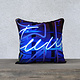 """AAM Collection Paul Wong Pillow Cover 18x18"""""""