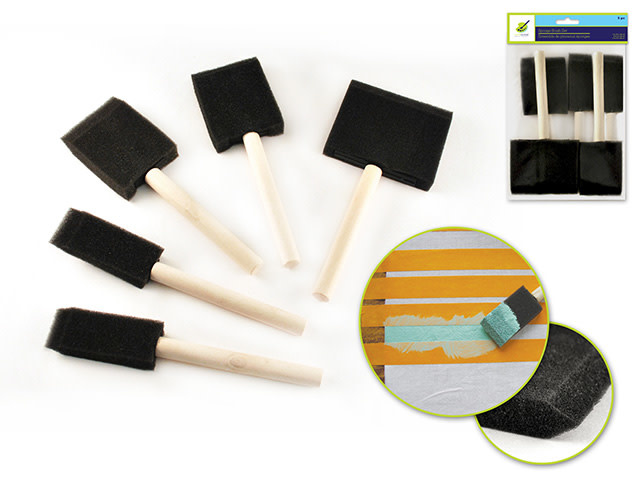 Sponge Brush Set