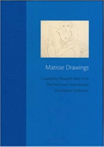 Matisse Drawings Curated By Ellsworth Kelly