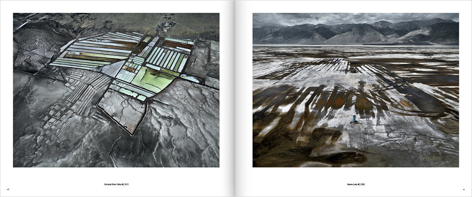 Essential Elements - Edward Burtynsky