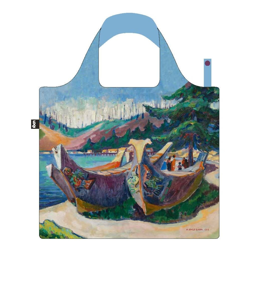 Tote Bag - War Canoes - Emily Carr