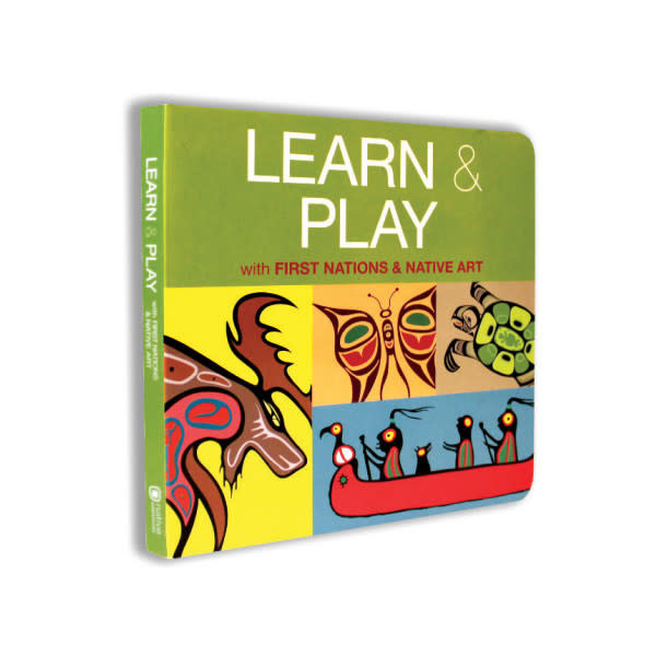 Board Book - Learn & Play