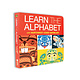 Board Book - Learn the Alphabet