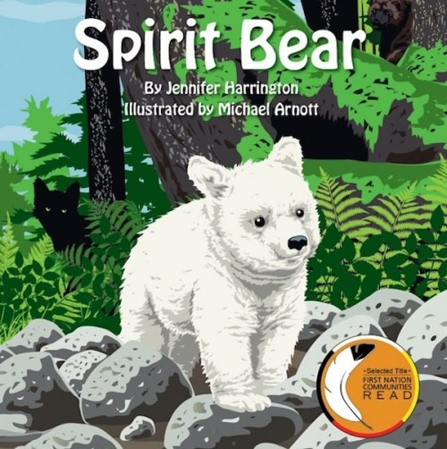 Eco Books 4 Kids - Jennifer Harrington Spirit Bear