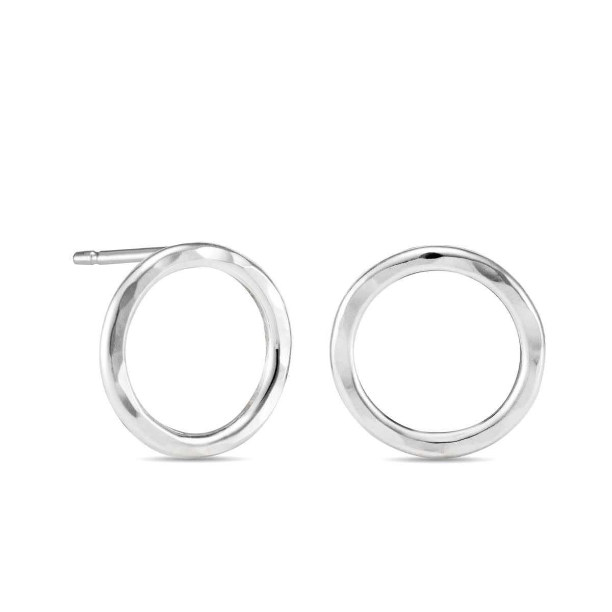 Mikel Grant Jewelry Circlet Stud Earrings