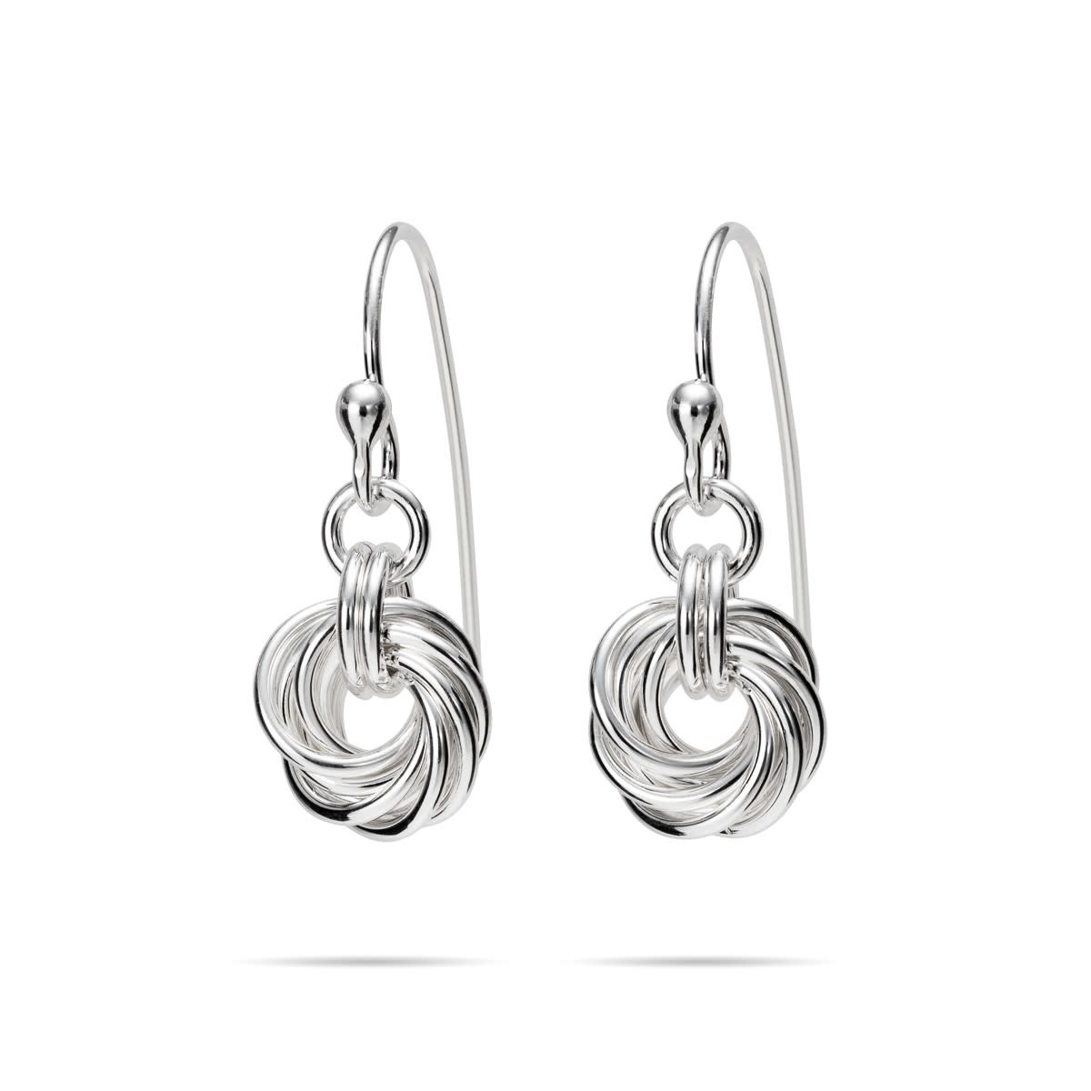 Mikel Grant Jewelry Love Knot Earrings
