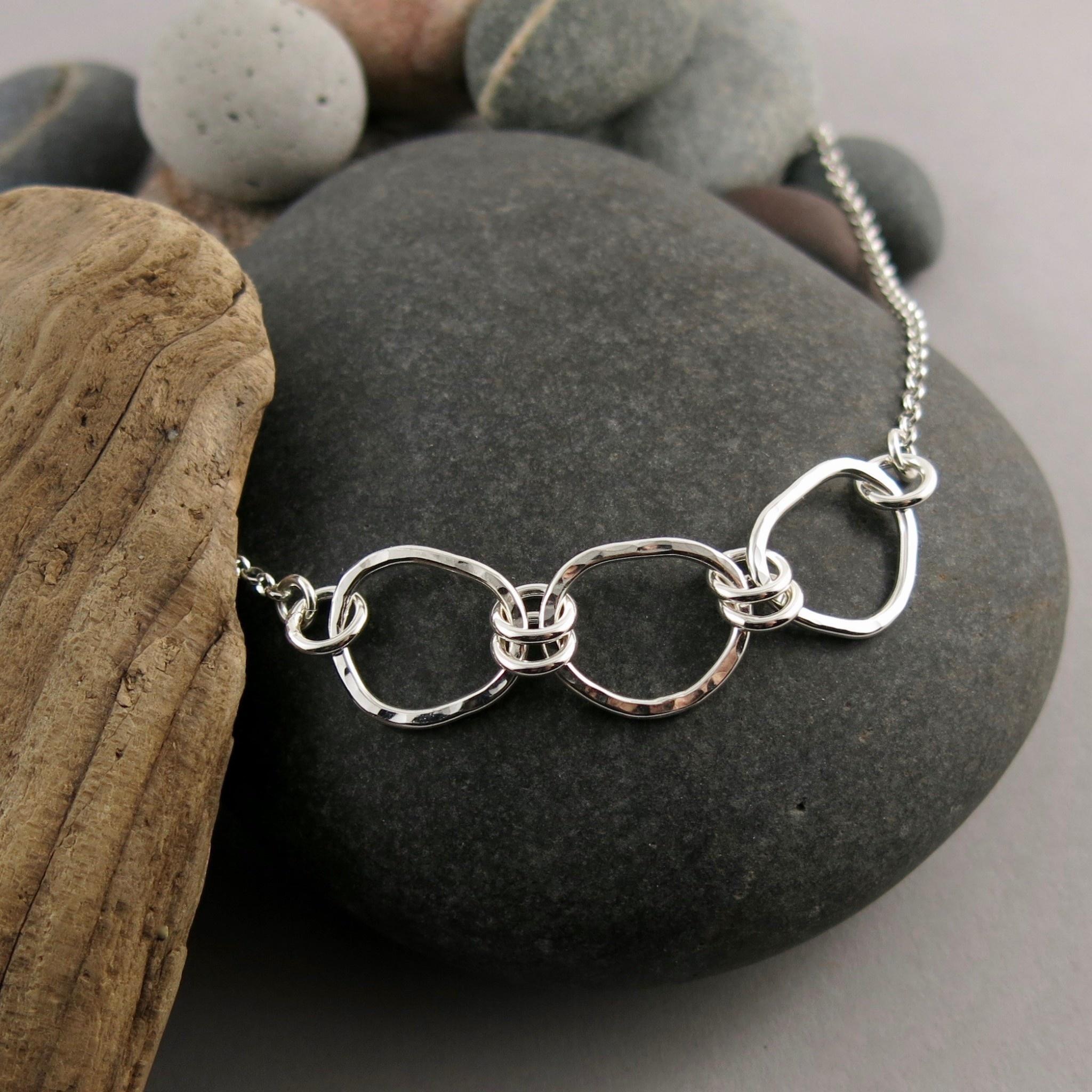 Mikel Grant Jewelry Coast Trio Necklace
