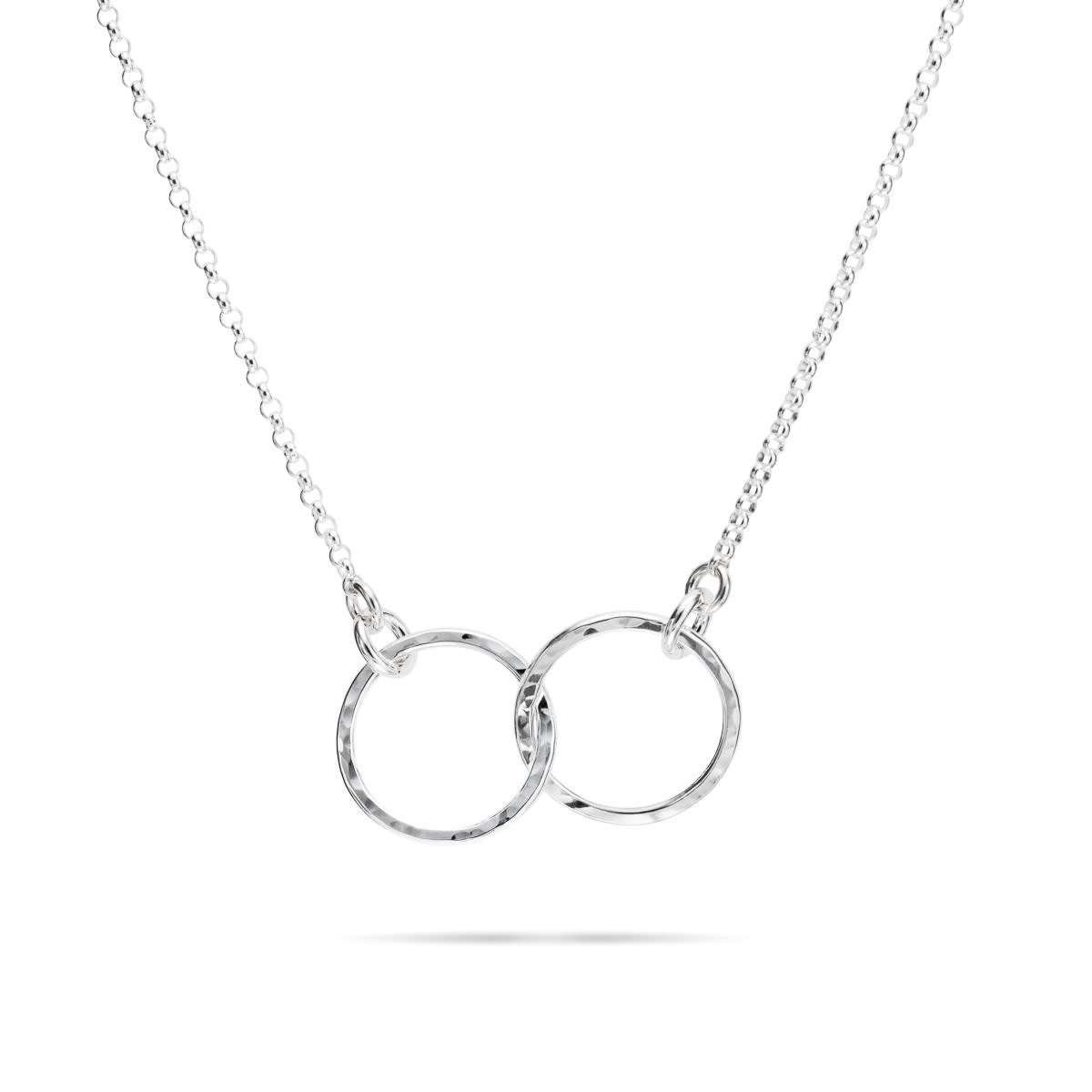 Mikel Grant Jewelry Necklace - Embrace Pendant -