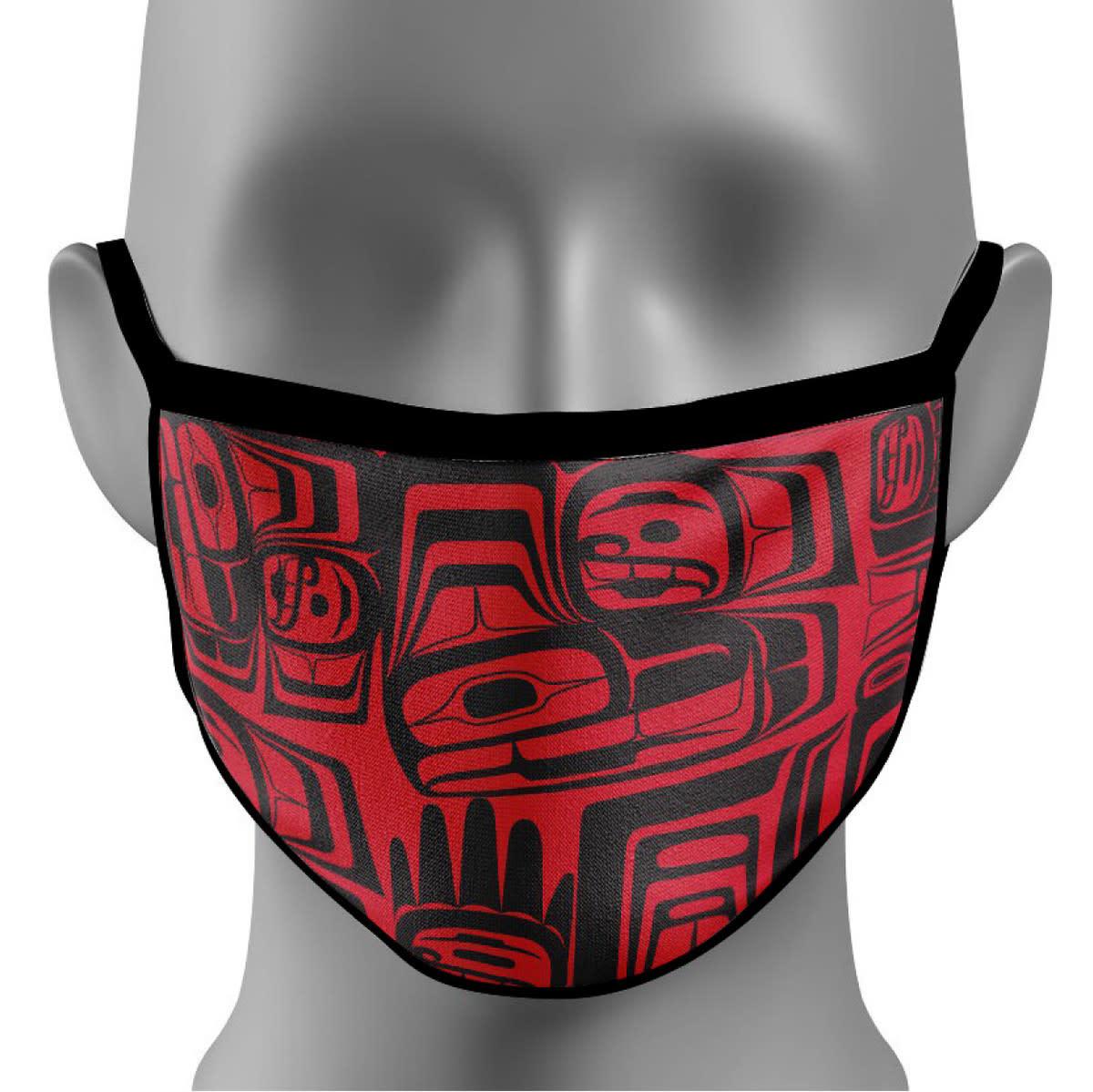 Reusable Cotton Face Mask - Eagle Crest