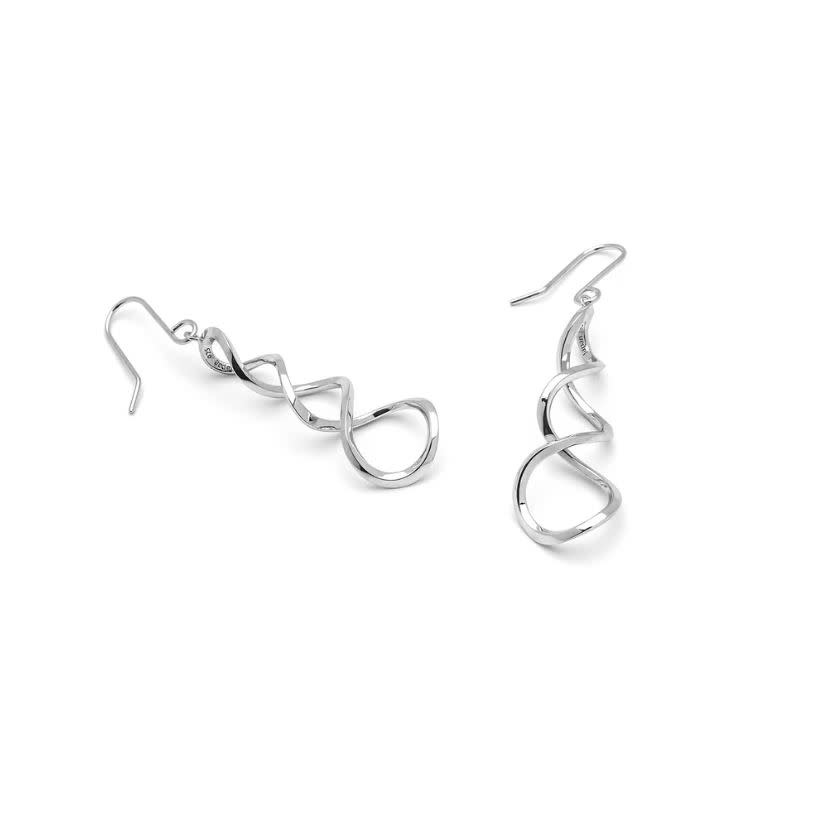 HK + NP Earrings - Infinity