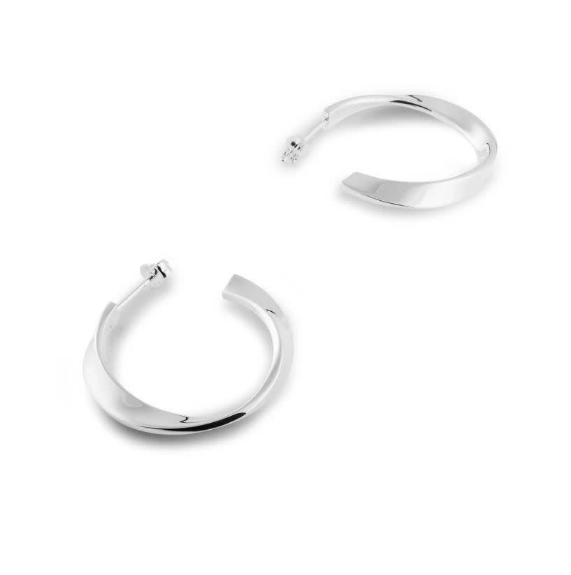 HK + NP Earrings - Twist