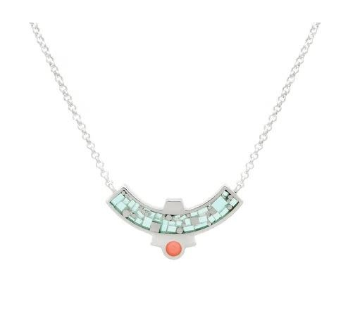 Erica Leal - CCBC Necklace - Cascade