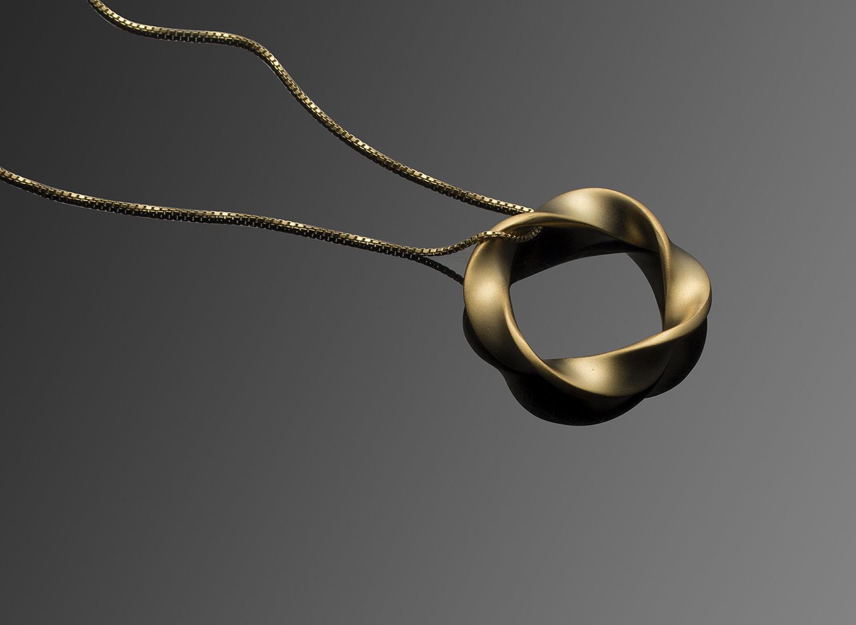 HK + NP Necklace - Twist Gold Vermeil