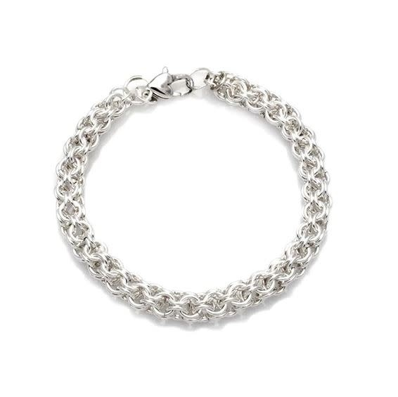 Madeleine Chisholm - CCBC Bracelet - Chainmail