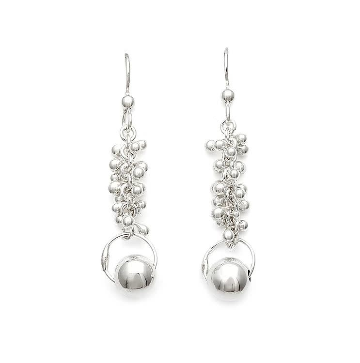 Madeleine Chisholm - CCBC Earrings - Barbell, Mini, Dangle with Bead