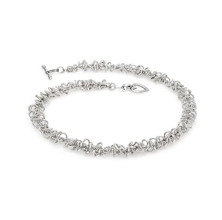 Madeleine Chisholm - CCBC Necklace - Falling Links