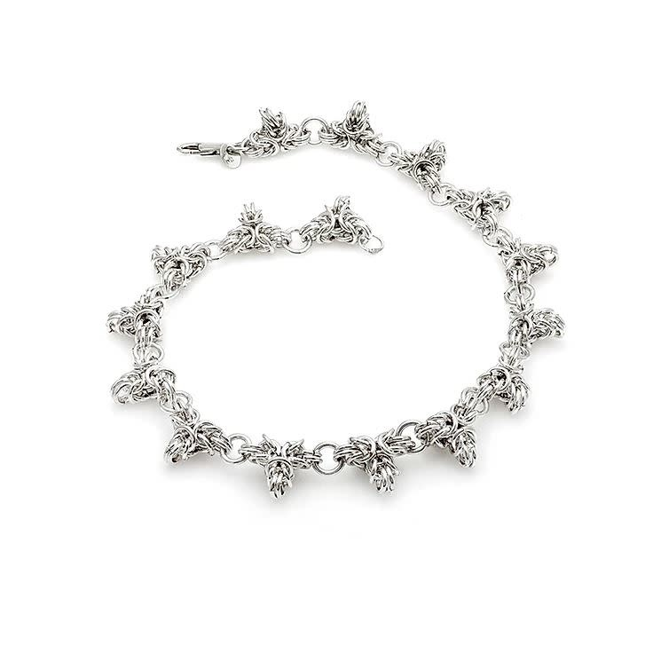 Madeleine Chisholm - CCBC Necklace - King Chain, Fancy