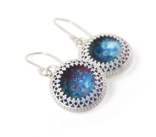 Paprika Design - CCBC Earrings - Marrakesh Disc - Large