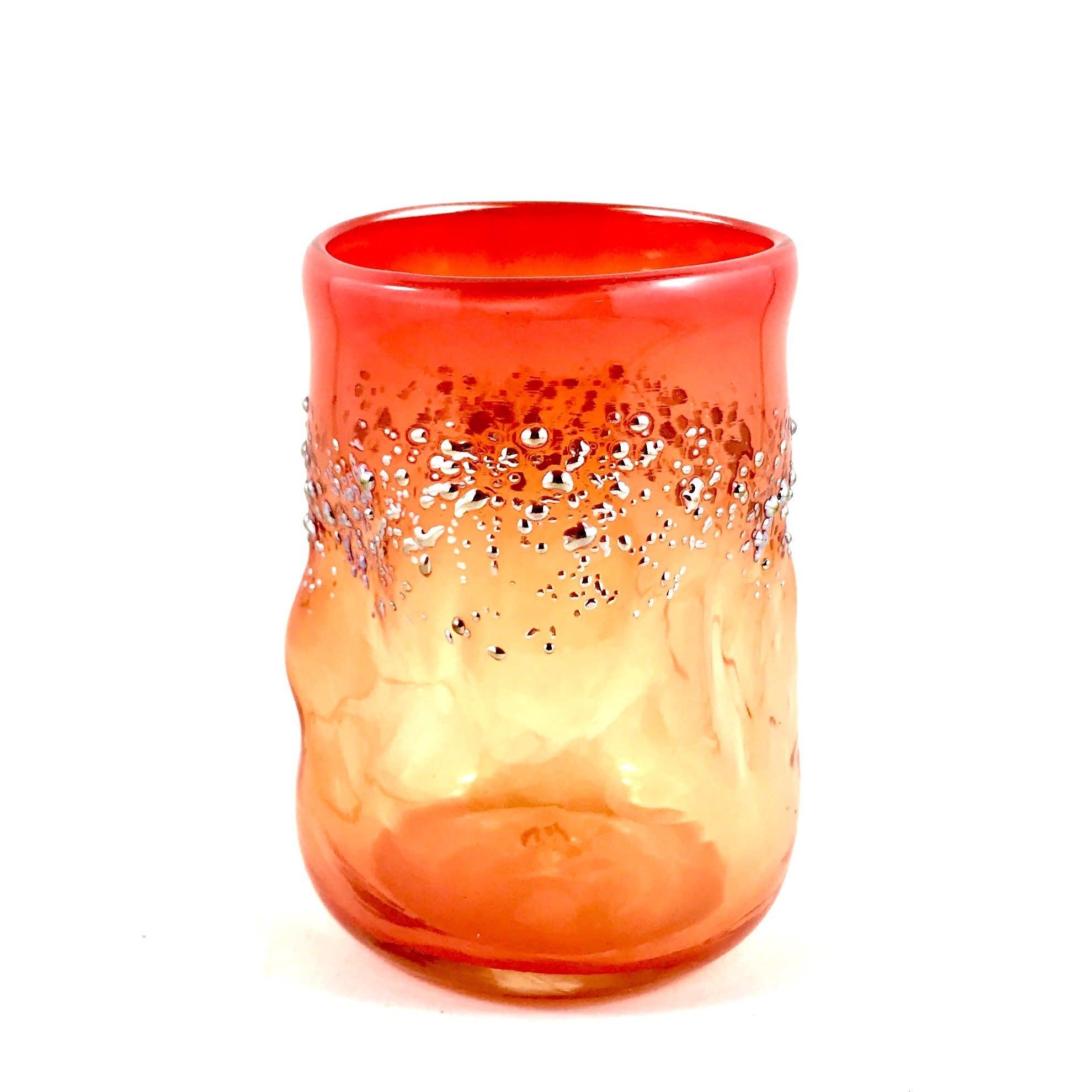 Warthog Glassworks - Ted Jolda Glitter Party Glass
