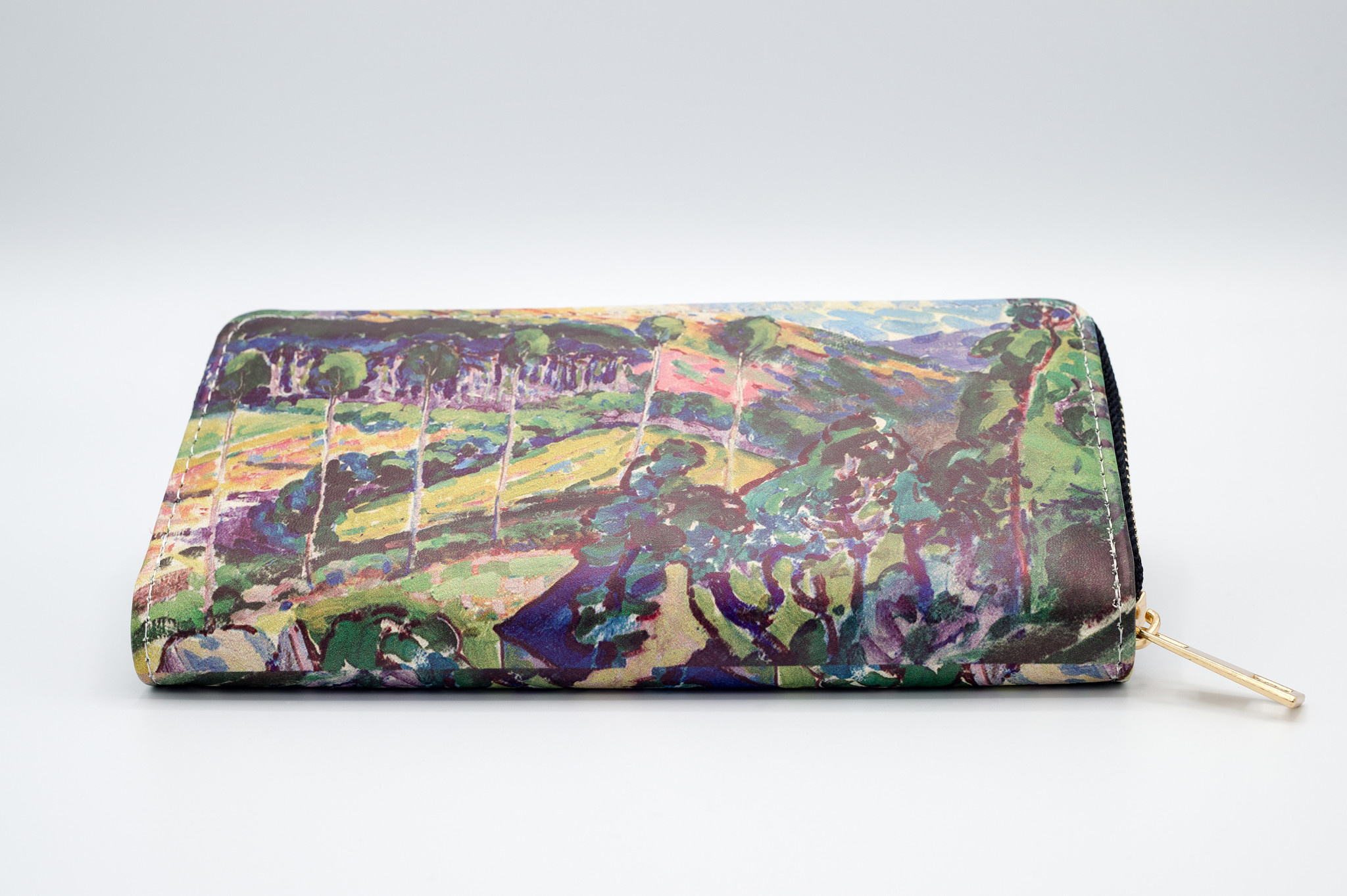 AAM Collection Wallet - Emily Carr - Le Paysage - Large