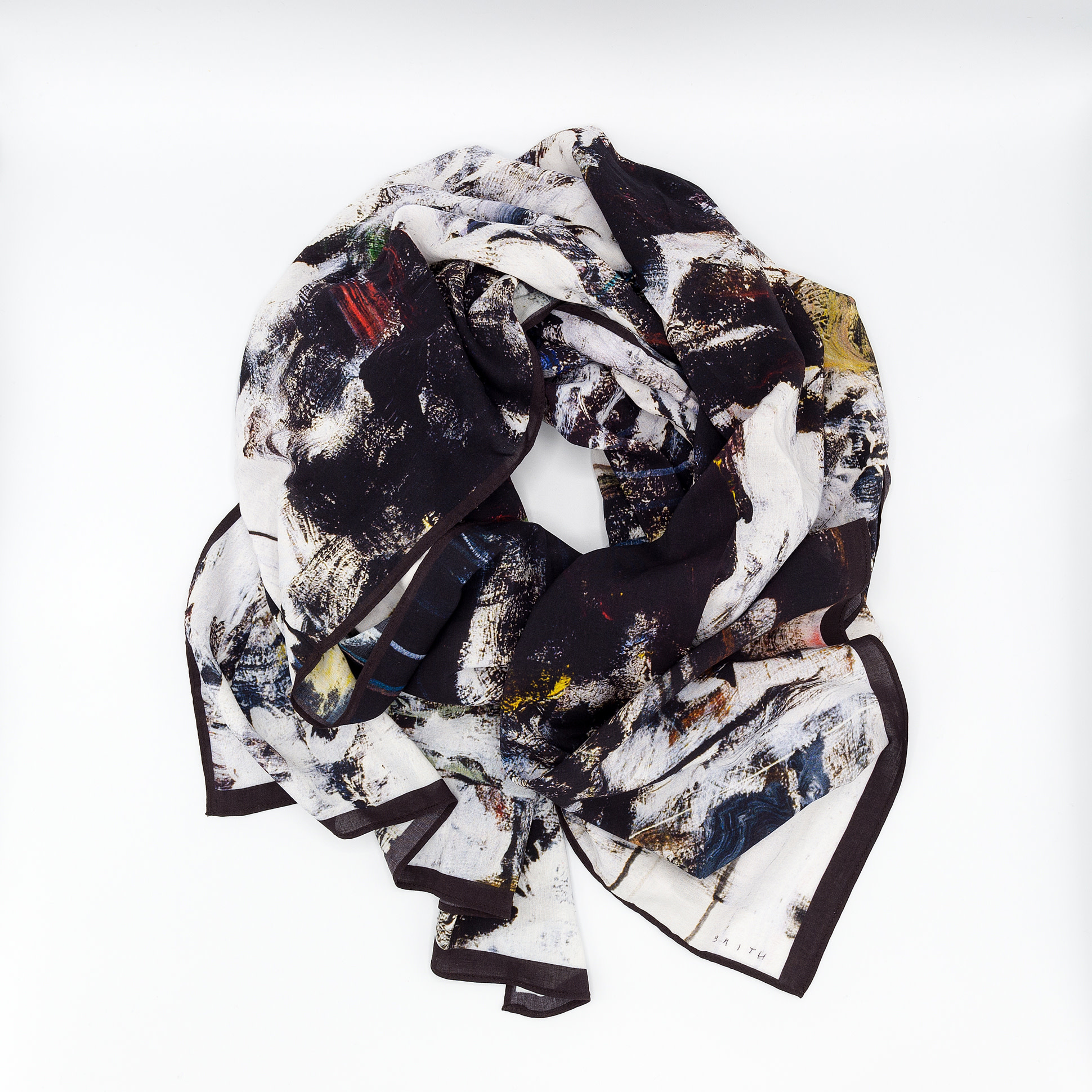 AAM Collection Viscose Scarf - Winterscape - Gordon Smith