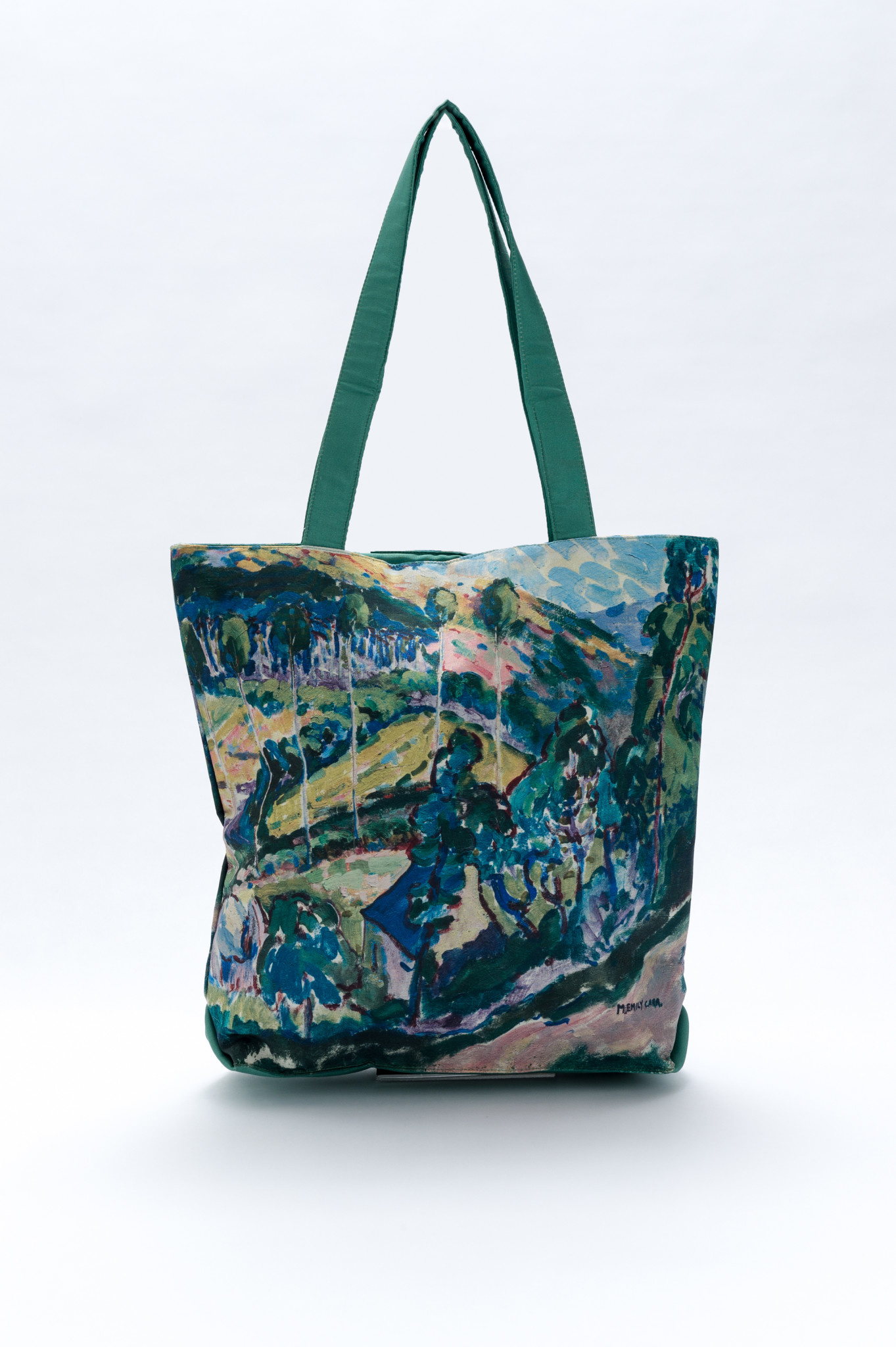 AAM Collection Bag + Scarf - Emily Carr - Le Paysage