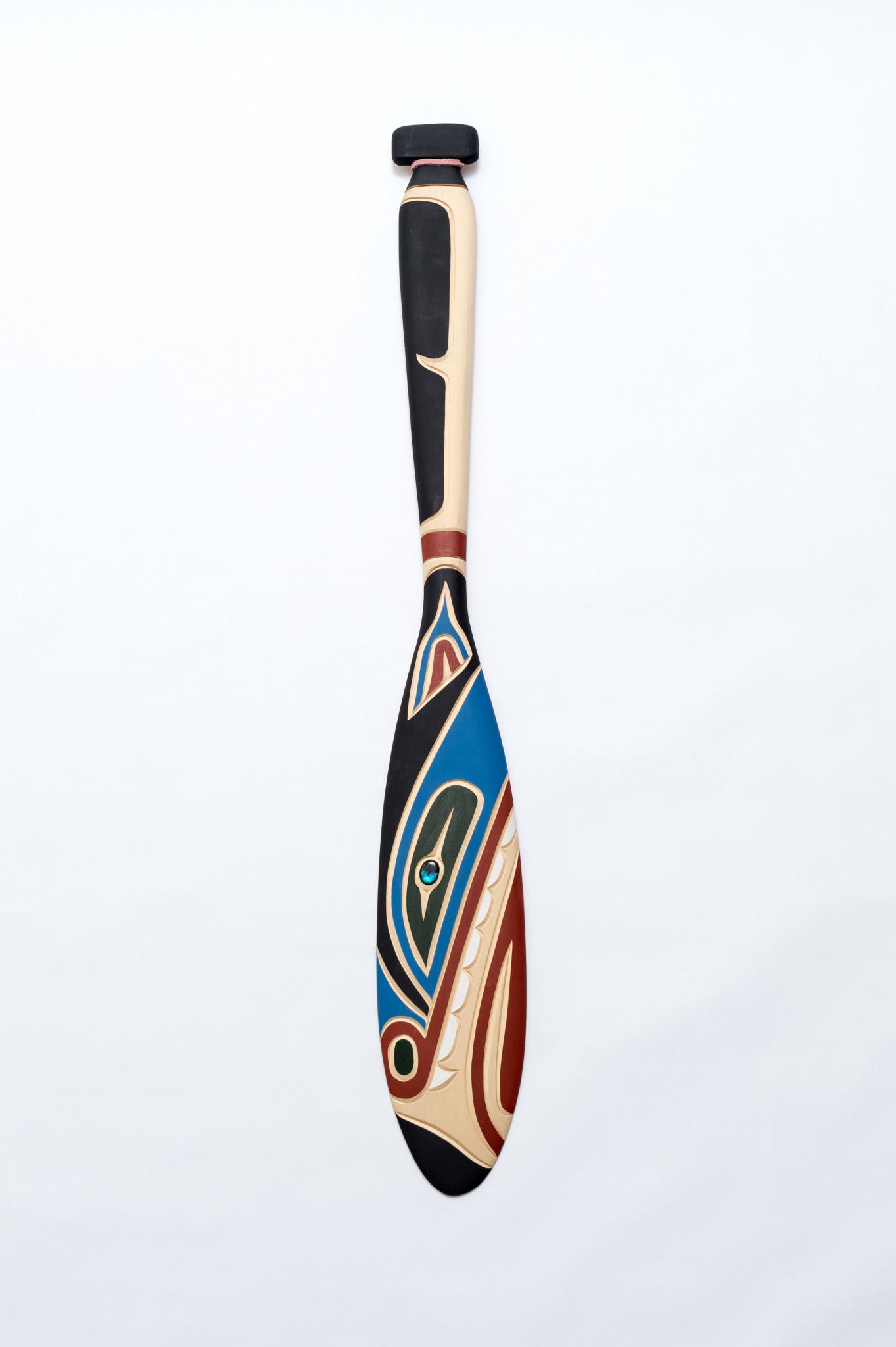 Steve Hoffmann Harvey John - Model Cedar Paddle