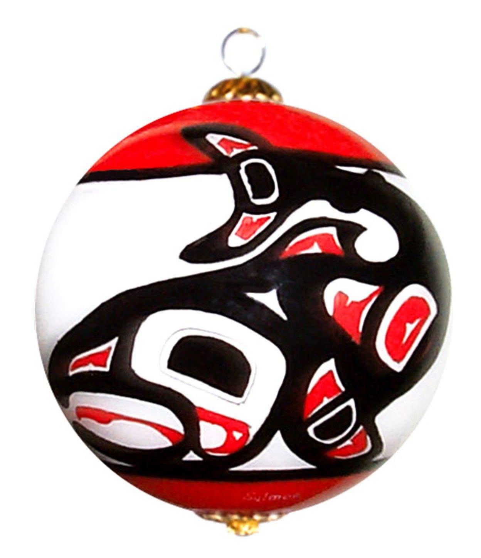 Ornament - Salmon Gitksan