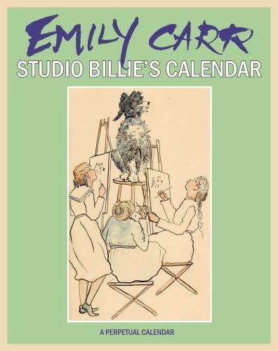 Calendar - Studio Billie's - Emily Carr