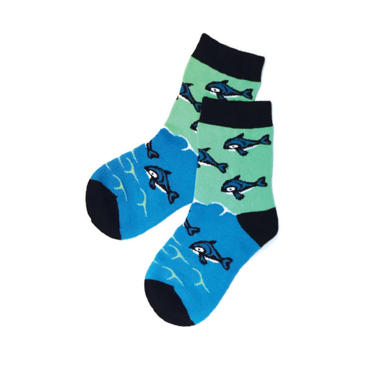 Kids Socks - Whale