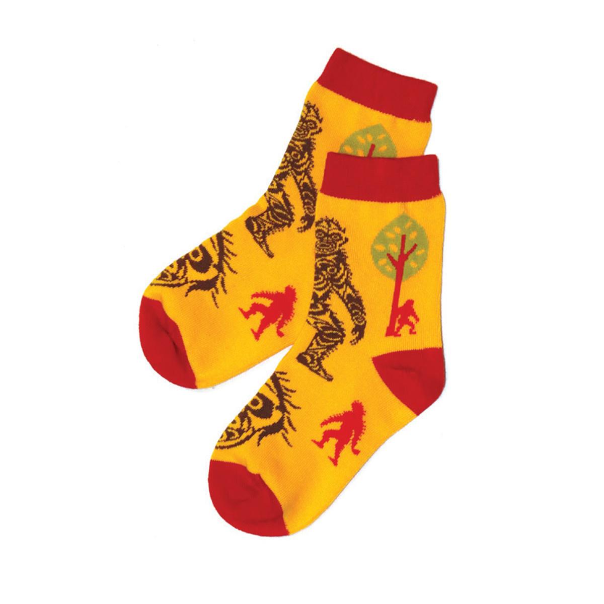 Kids Socks - Sasquatch