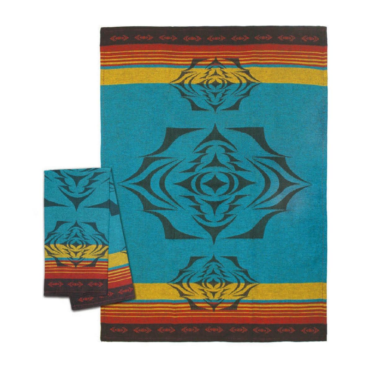 Tea Towel - Salish Sunset