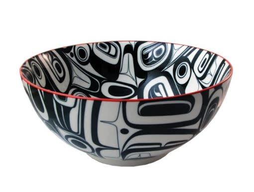 Kelly Robinson - Raven Bowl - Large