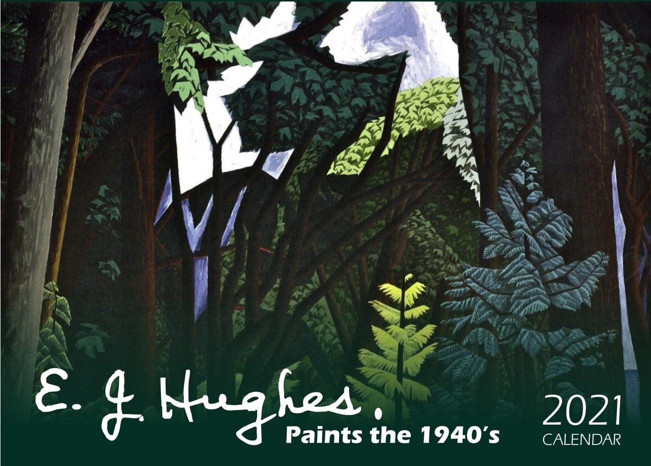 EJ Hughes Calendar 2021