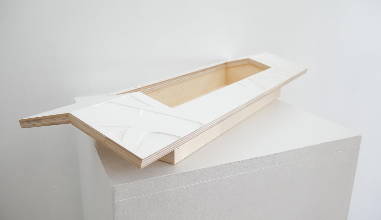 Fazakas Gallery Mark Preston - Feast Dish (2019)