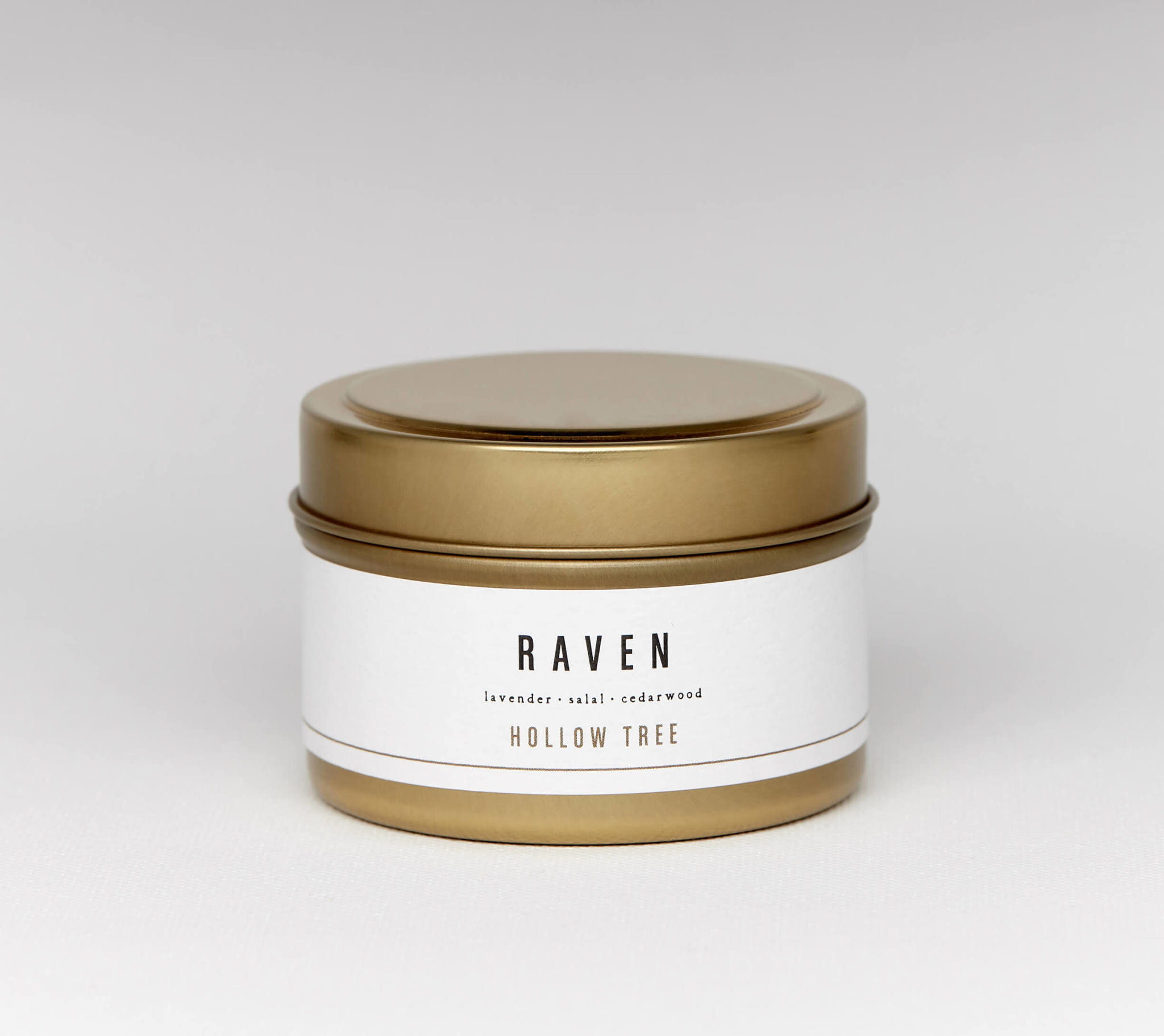 Travel Candle Raven