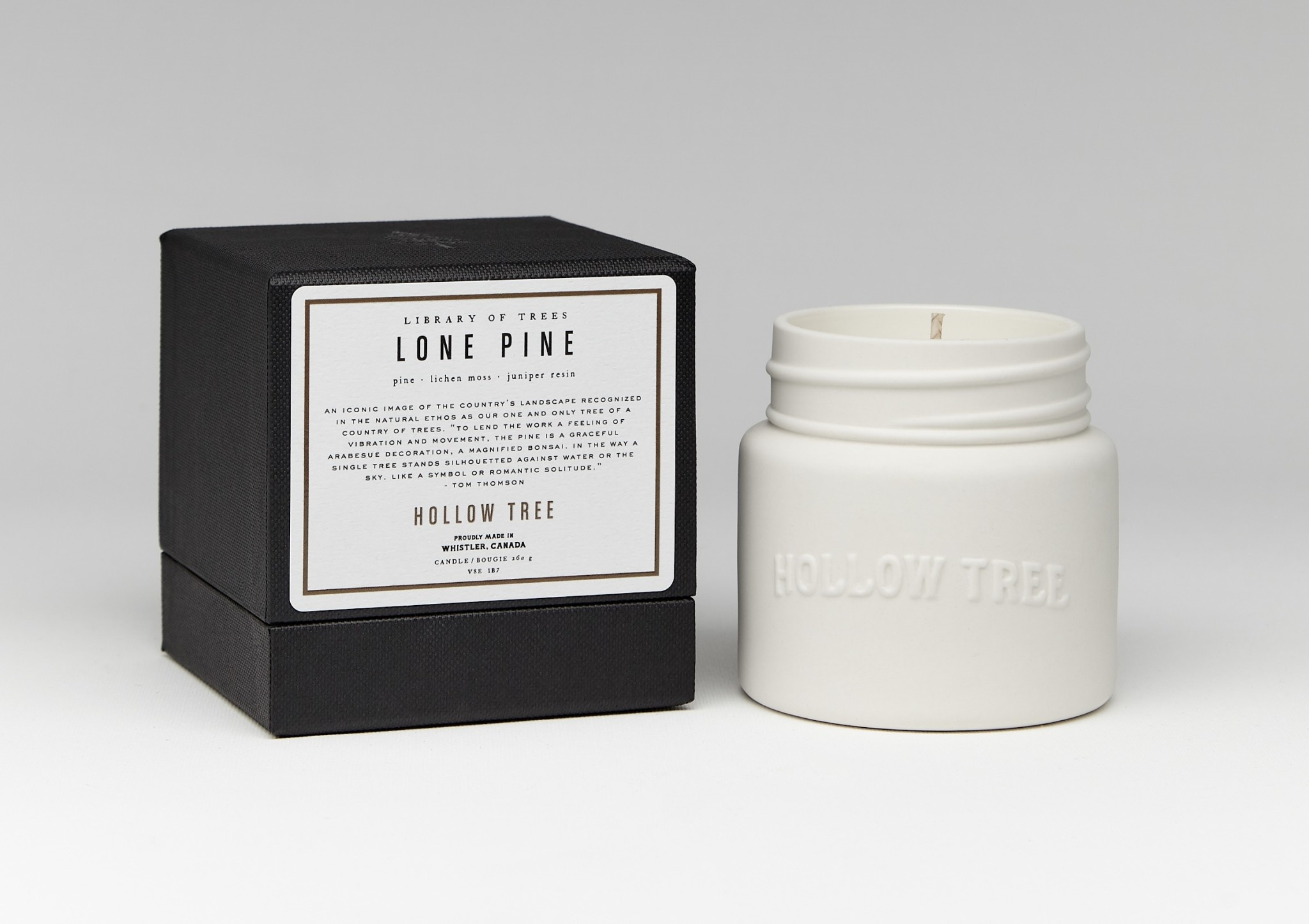Candle Lone Pine