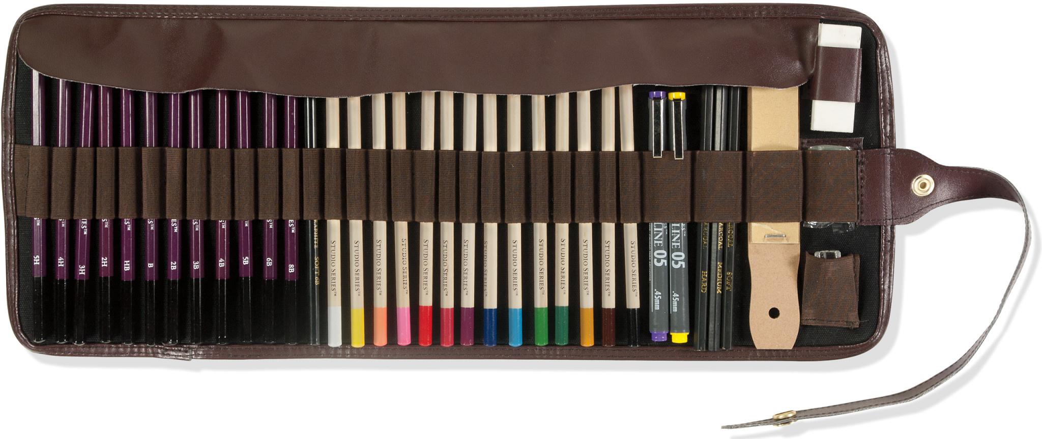 Canvas Pencil Wrap