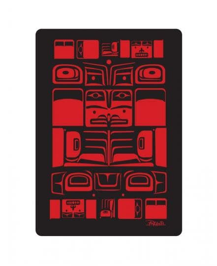 Playing Cards Bill Helin - Chilkat
