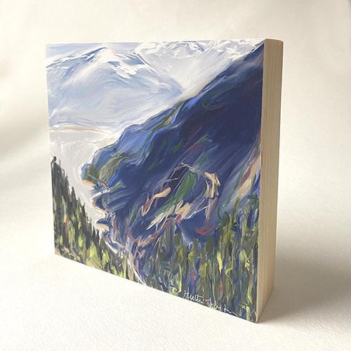 Heather Johnston Art Block -  Sea to Sky