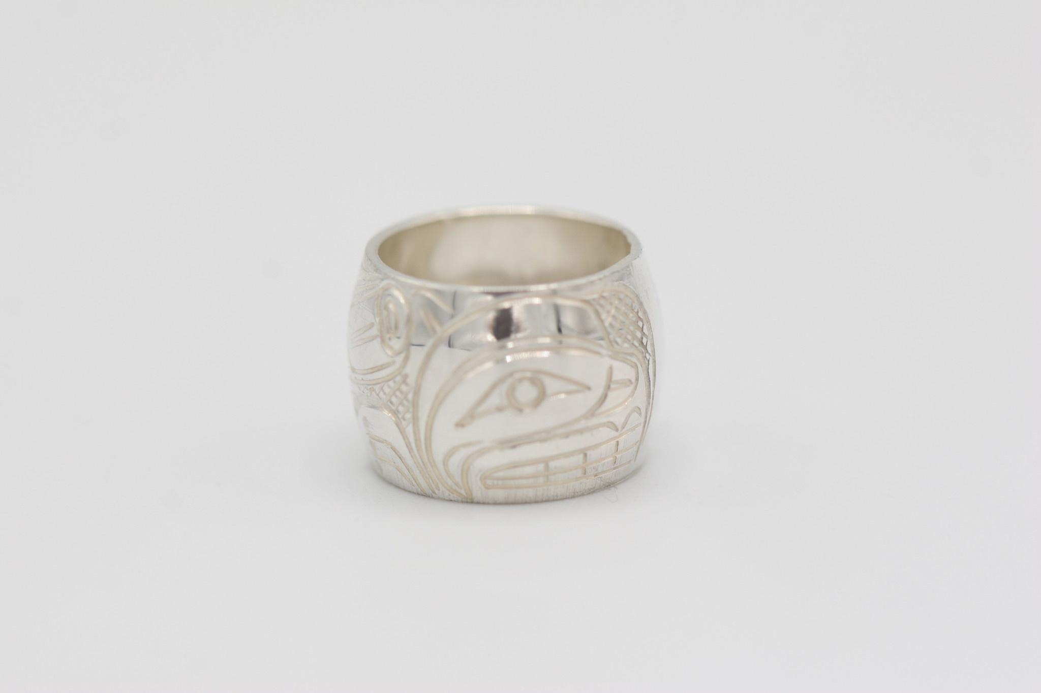 Silver Blue Traders Inc. Travis Henry - Spirit Bead S/S - Otter