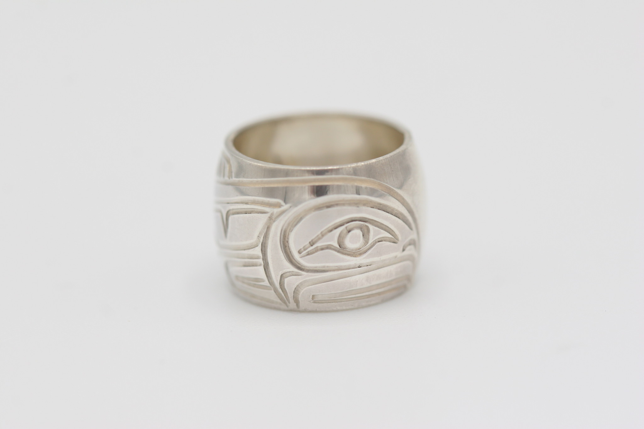 Silver Blue Traders Inc. Travis Henry - Spirit Bead S/S - Salmon