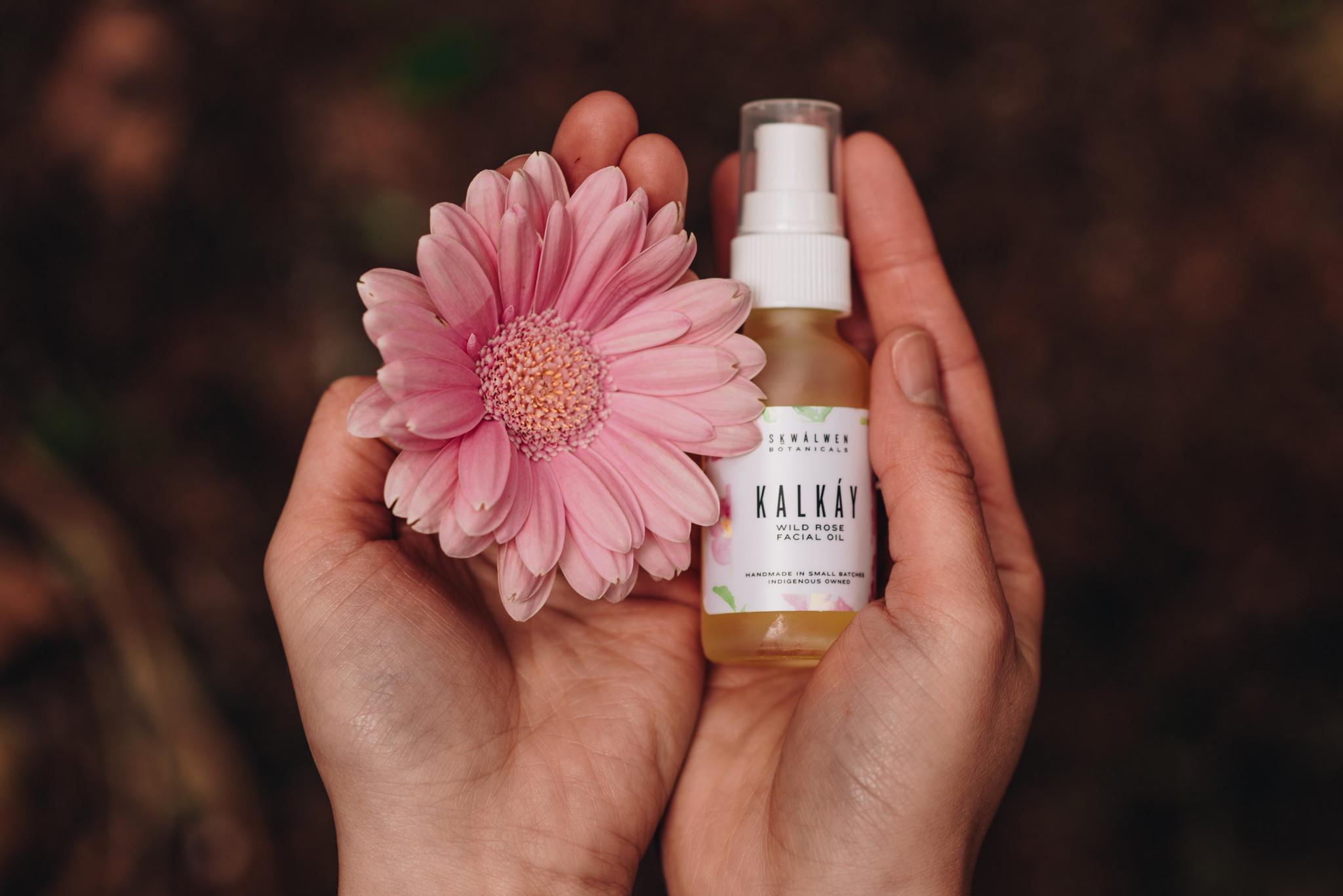 KALKÁY Wild Rose Facial Oil