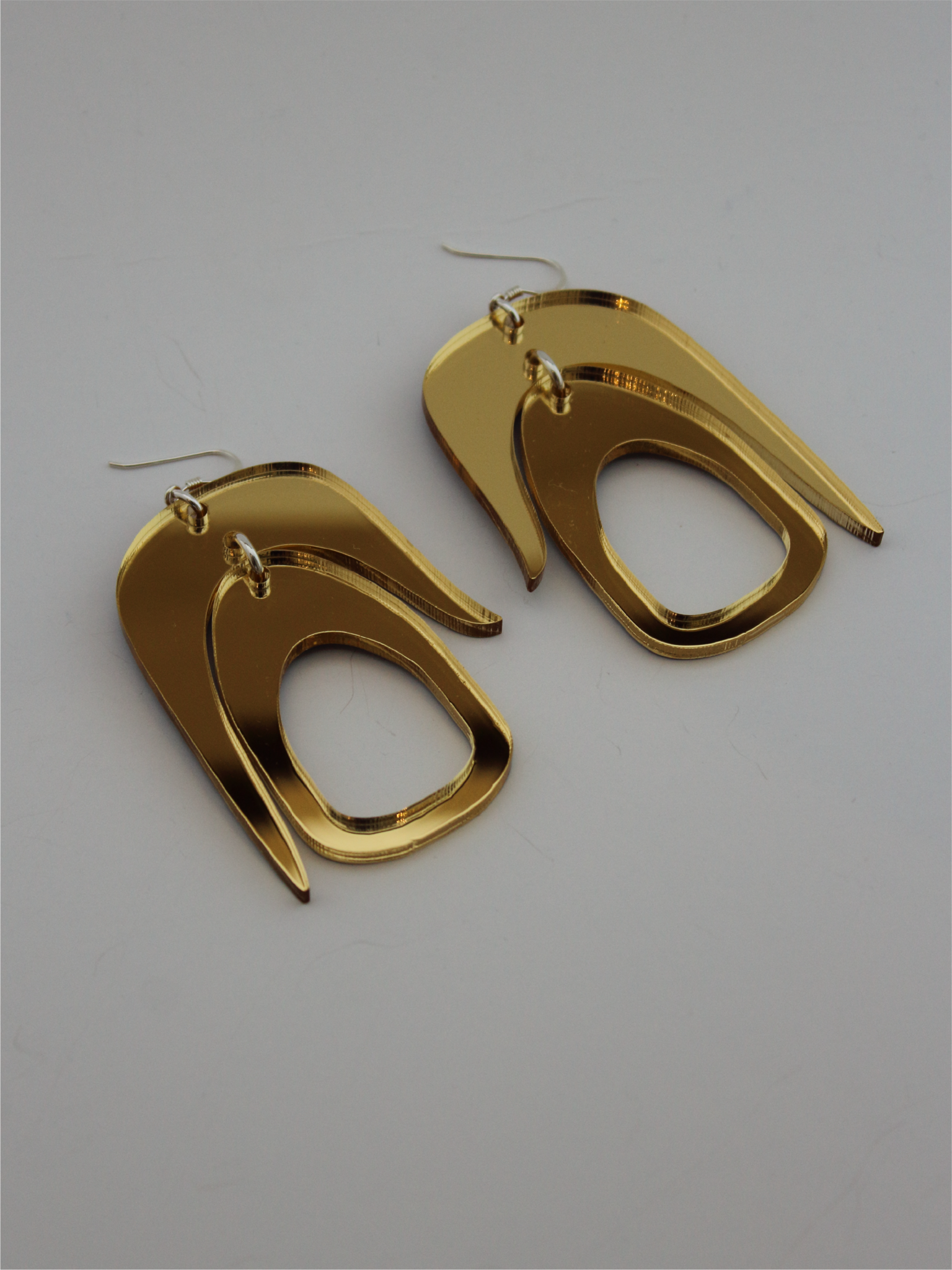 Earrings - Salish Chandelier