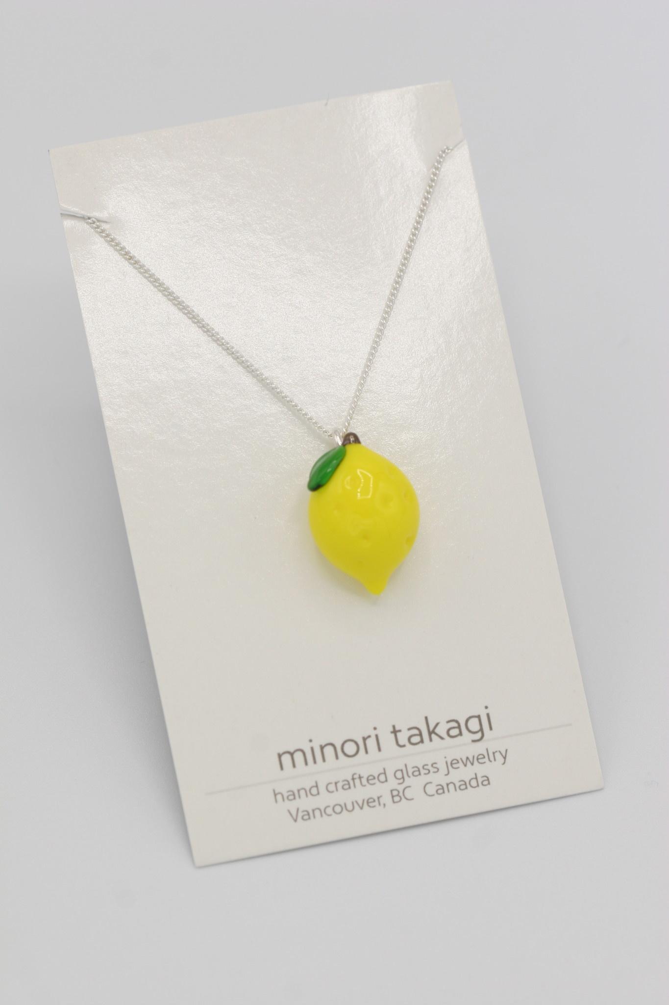 Minori Takagi Necklace - Lemon