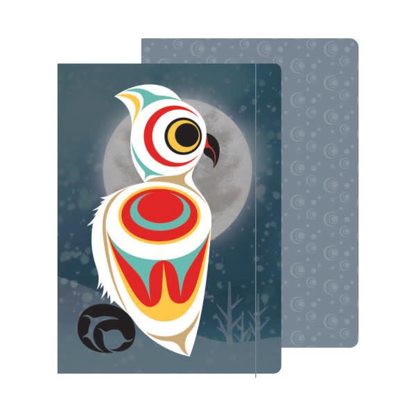 Journal Spirit Owl