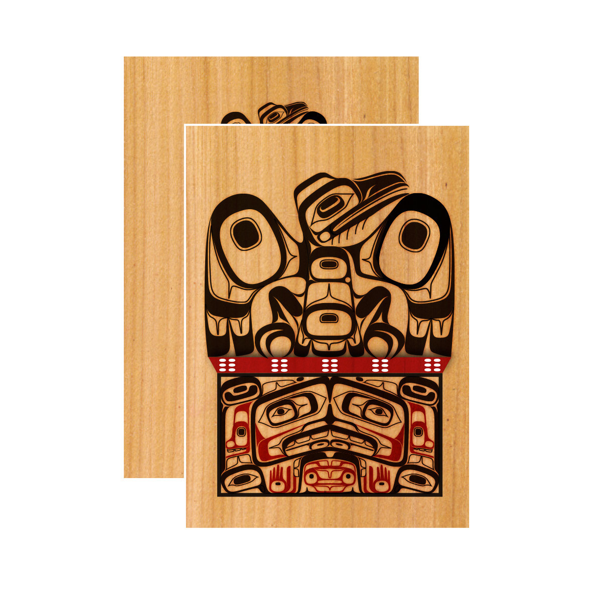 Notebook Raven Box