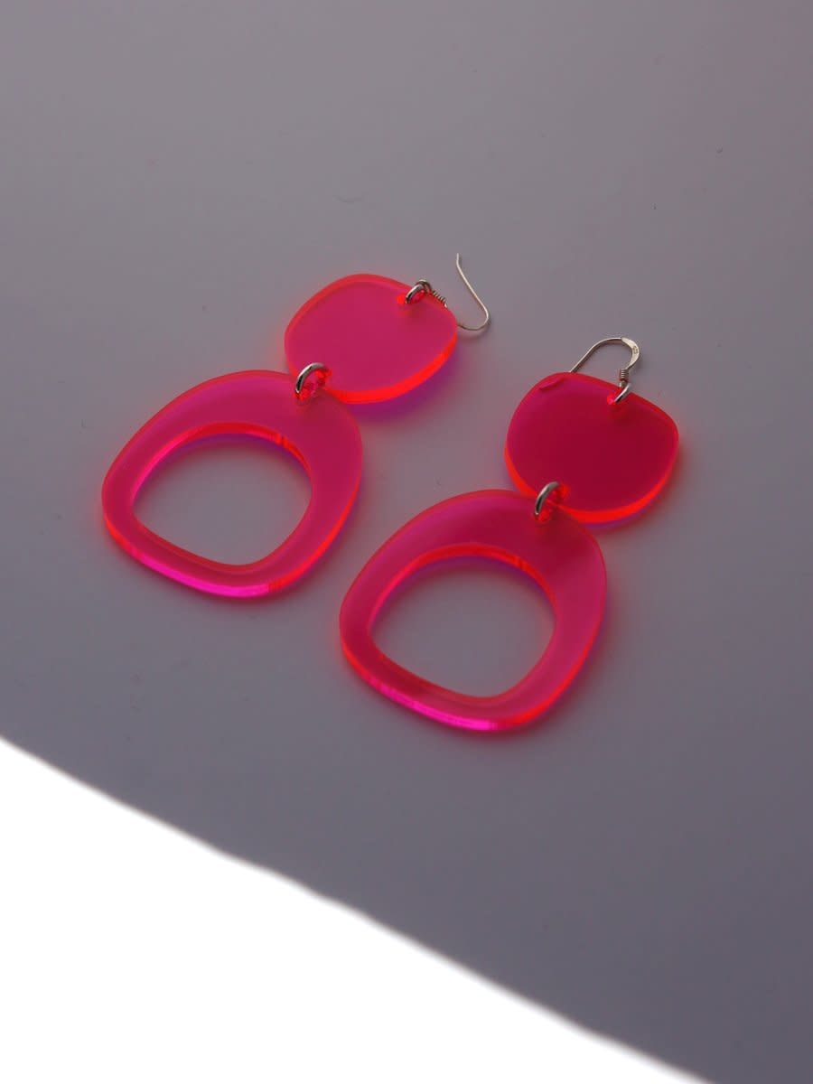 Earrings - Inverted Ovoids