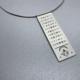 VEDRO Creative Necklace - Her Calendar