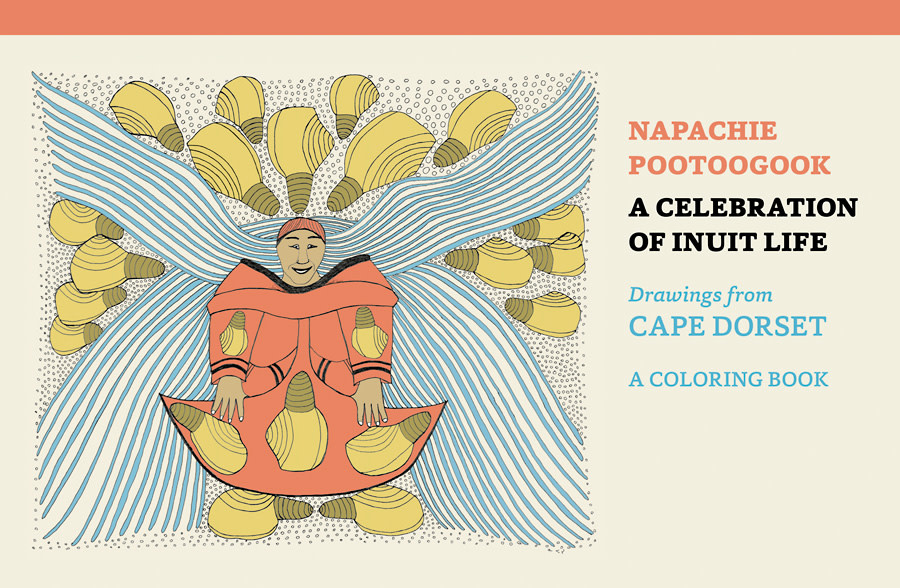 Colouring Book - A Celebration of Inuit Life